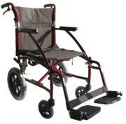 Location de fauteuil roulant de transfert PMR - Fauteuils roulants manuels en aluminium