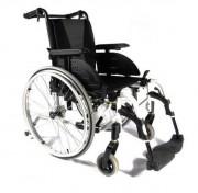 Location de fauteuil roulant manuel PMR - Location fauteuil roulant à dossier inclinable