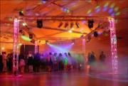 Location de matériel éclairage pour soirée dansante - Parc pour séminaires - Mobiliers - machines d'éclairage  - matériels de décoration