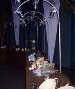 Location de matériel pour réception d'anniversaire - Parc pour séminaires - Mobiliers - machines d'éclairage  - matériels de décoration