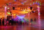 Location de matériel pour soirée dansante - Parc pour séminaires - Mobiliers - machines d'éclairage  - matériels de décoration