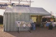 Location de tente pour réception - Tente de réception