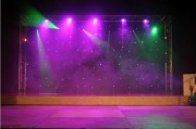 Location éclairage de scène - Rideaux à LED pour scène