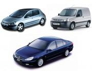 Location longue durée Peugeot 206 diesel - Peugeot 206 diesel