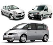Location longue durée Renault Kangoo essence - Renault Kangoo essence