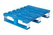 Location palette bois et métal - Palette bois et métal 800 x 600 mm - tare ± 13 kg