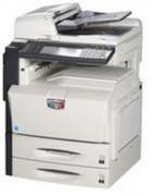Location photocopieur couleur - Vitesse impression de 32/16 cpm A4/A3 en noir et blc