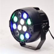 Location projecteur LED - Location projecteur LED 12x1W slim