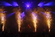 Location pyrotechnie de scène - Pyrotechnie de scène et artifice de divertissement