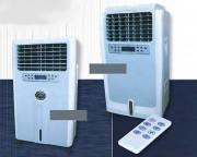 Location rafraîchisseur d'air adiabatique - Consommation eau : 2 à 4 L/h - Remplissage manuel