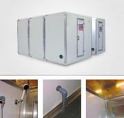 Location sas 5 compartiments aluminium