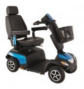 Location scooter électrique PMR siège réglable - Scooters 4 suspensions réglables pour handicapé