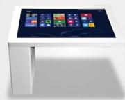 Location table tactile multitouch à écran ultra hd - Location adaptée aux PMR - pouvant distinguer de 2 à 60 contacts tactiles simultanément