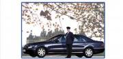 Location voiture de luxe avec chauffeur pour anniversaire