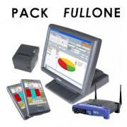 Logiciel caisse enregistreuse PME - Logiciel PME - pocket PC - imprimante - Tiroir caisse - Antenne Wifi