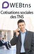Logiciel calcul cotisations sociales - Webtns