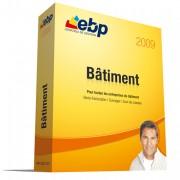Logiciel commercial bâtiment EBP Bâtiment 2009 - Logiciel adapté à la gestion quotidienne de vos chantiers