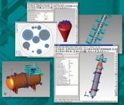 Logiciel conception équipement sous pression horizontaux