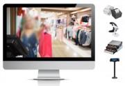 Logiciel de caisse pour le commerce de détail - Disponible en monoposte et versions réseaux X postes