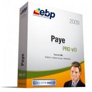 Logiciel de gestion de la paye EBP Paye PRO v13 - Permet l'analyse des fiches de paye, la gestion des  congés payés, la création d'attestations....