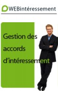 Logiciel de gestion des accords d'intéressements - WEBintéressement