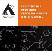 Logiciel de gestion événements et invités - AgoraEvent pour faciliter l'inscription de vos invités