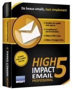 Logiciel de mise en page d'emails - 1100 modèles prêts à l'emploi