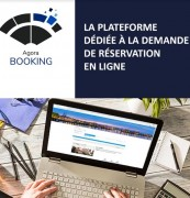 Logiciel demande de réservation en ligne - AgoraBooking pour les gestionnaires d'espaces