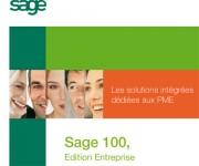 Logiciel ERP SAGE 100 edition entreprise - Simplifier la gestion des entreprises, en privilégiant la proximité avec ses clients et l'approfondissement de sa connaissance métier