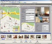 Logiciel gestion immobilier BTP - Applications pour une meilleure gestion de vos biens (surfaces, équipements, photos, pièces, baux, etc …)