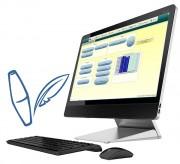 Logiciel gestion librairie - Connexion internet à DILICOM et au fichier Exhaustif du Livre