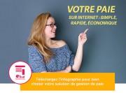 Logiciel gestion paie en ligne - Accessible sur Internet 24h/24 et 7 jours /7