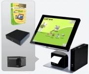 Logiciel terminal de caisse tactile - Logiciel - Terminal PV - Imprimante ticket de caisse - Tiroir caisse