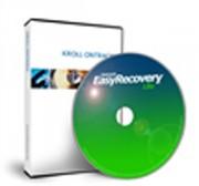 Logiciels de récupération de fichiers - EasyRecovery Lite