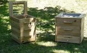 Lombri composteur bois en pin des landes - Volume : 300 L ou 480 L
