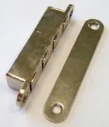 Loqueteaux magnétiques - Modèle : Super Polair Nickelé à entailler ou Extra Nickelé à entailler