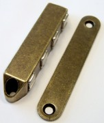 Loqueteaux Magnétiques Polair Vieux Bronze - Modèle : Polair ou Super Polair - Vieux Bronze