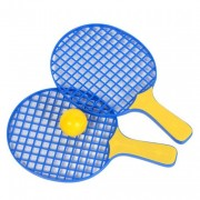 Lot de 2 raquettes tennis de table