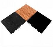 Set tapis de sol - Epaisseur du tapis de sol : 12 mm