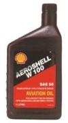 Lubrifiant aéronautique - Aeroshell W 100