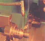 Lubrification réfrigérante d'une plaquette réversible sur une aléseuse - Productivité optimale