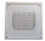 Luminaire canopy LED - Angle de diffusion : 90°-60°x120°-120° - Protection IP66