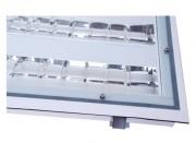 Luminaire LED encastré - Efficacité du luminaire : 143 lm/W à 157 lm/W