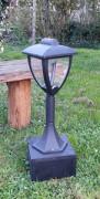 Luminaire extérieur filaire - À poser au sol