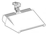 Luminaire LED a régulateur - Puissance nominale1 (luminaire) : 400 W