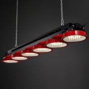 Luminaire linéaire LED zones dangereuses (Z1,Z21) puissance 50 W - Puissance : 50 W - Flux lumineux : 6900 lm