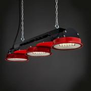 Luminaire linéaire LED pour zones dangereuses Z1,Z21 puissance 25 W - Puissance : 25 W - Flux lumineux : 3450 lm
