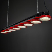 Luminaire linéaire LED pour zones dangereuses Z1,Z21 puissance 65 W - Puissance : 65 W - Flux lumineux : 9200 lm