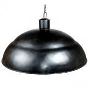 Luminaire plafond cuivré - Dimensions : Ø 80 CM