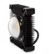 Luminaire rectangulaire encastré - En deux types : 2x54W ou 4x14W